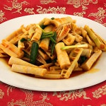 Bamboo Shoots In Chili Oil