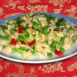 Chopped Pepper Hot Fish