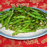 Dry Cooked String Beans