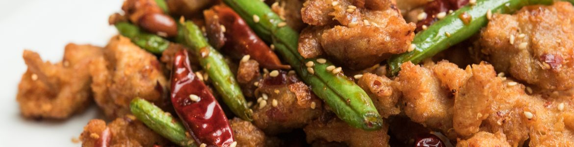 Chong Qing Hot Chicken